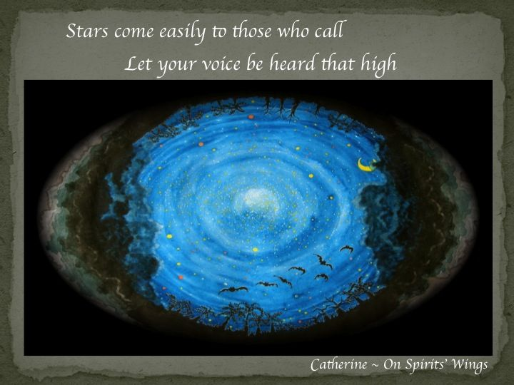 SPIRIT ON USING YOUR VOICE