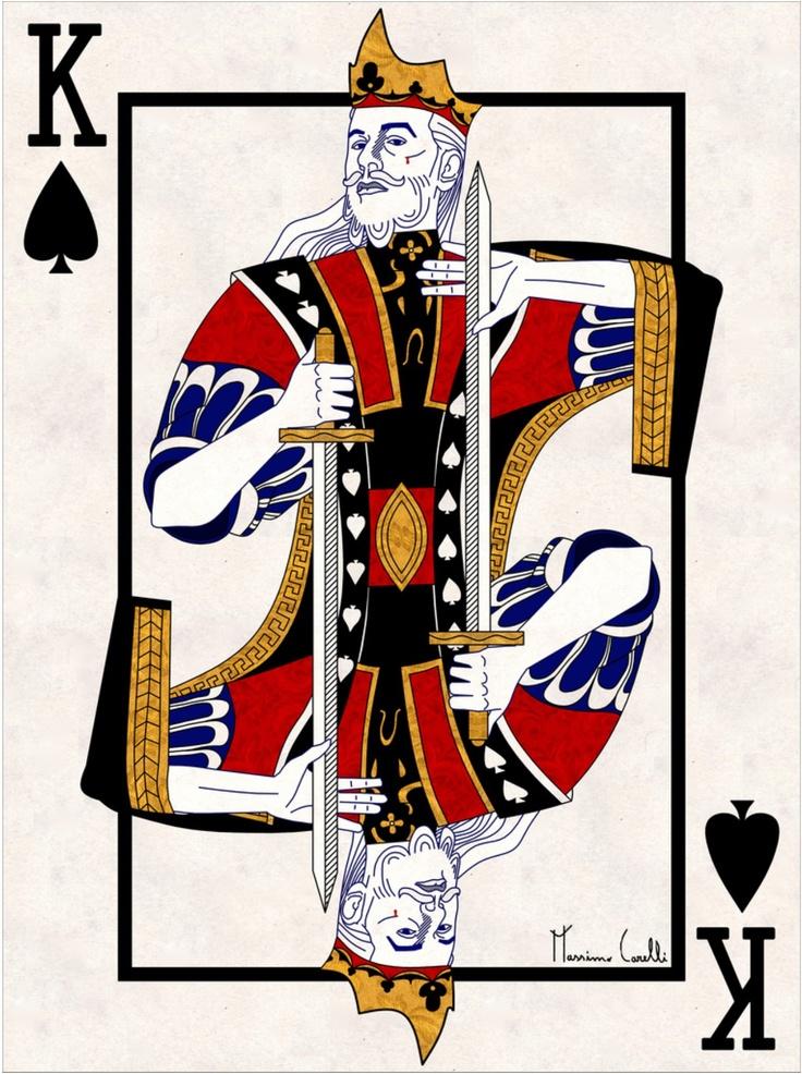 Re di Picche - Massimo Carelli