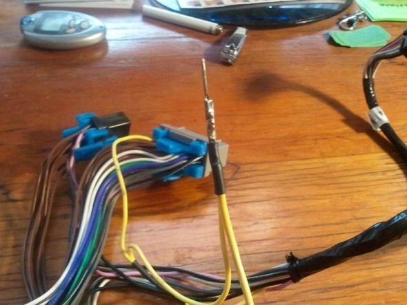 Awe Inspiring Alpine Ktp 445U Wiring Diagram Diagram Wire Diagram Cable Wiring 101 Akebretraxxcnl