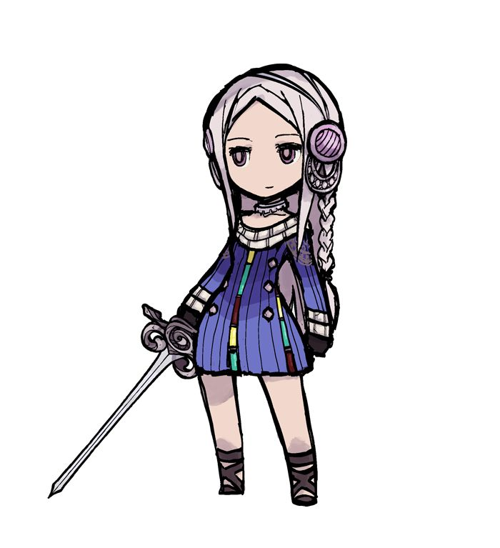 The Legend of Legacy - Bianca