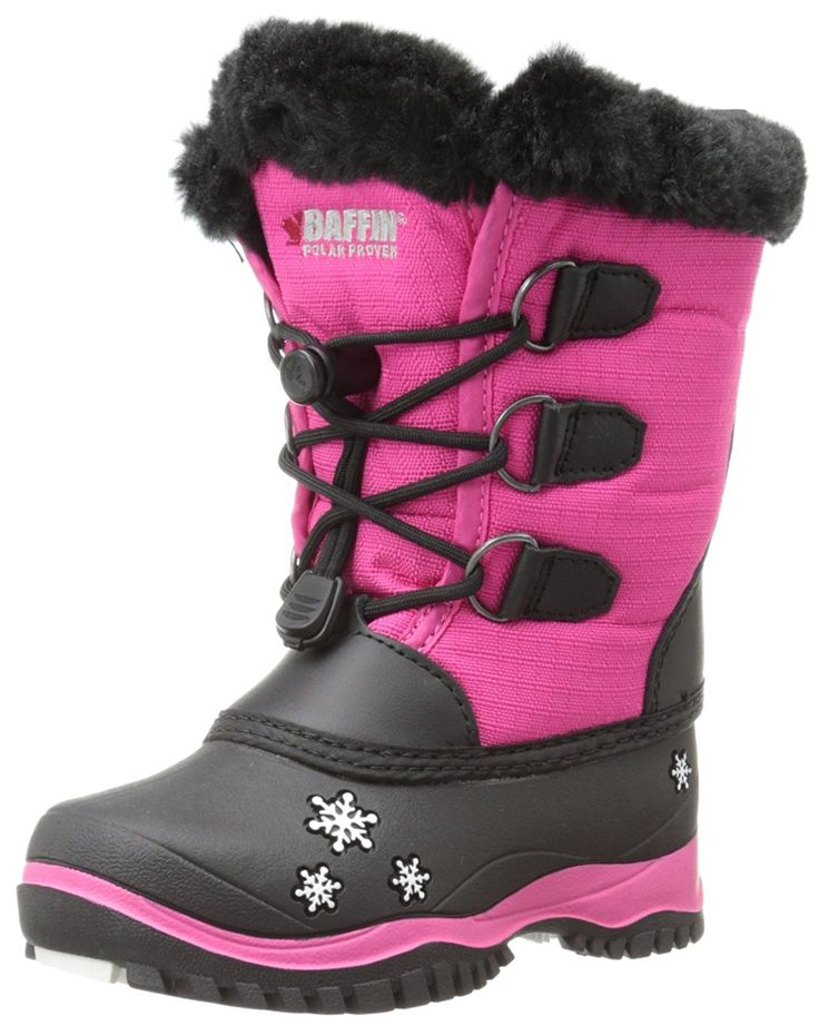 Baffin Shari Snow Boot (Toddler) -- Wow! I love this. Check it out now! : Girl's boots