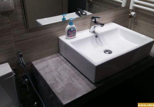 Ανακαίνιση Μπάνιου στον Νέο Κόσμο
