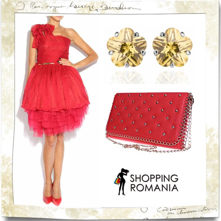 Say #hello to #stylish babe from www.shoppingromania.com