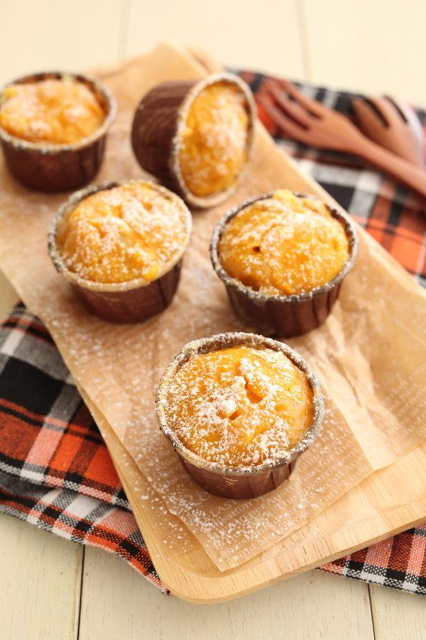 簡単!30分でスイートかぼちゃマフィン by 若子みな美   レシピ ... 簡単!30分でスイートかぼちゃマフィン