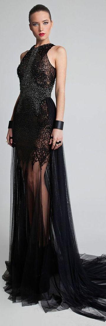 chic lace prom dress www.bestdress2015.com