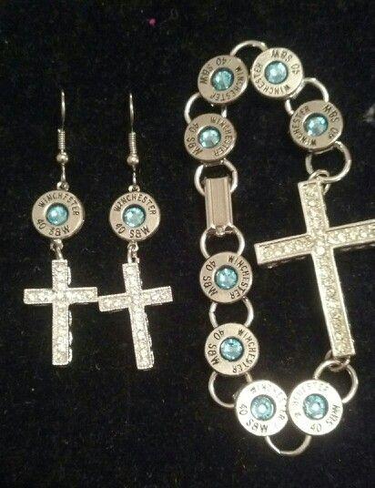 Erin's Bullet Casing Jewelry on Facebook