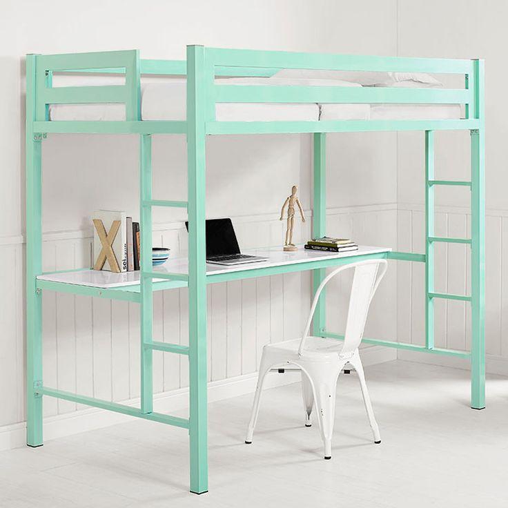 Best 25 teen loft beds ideas on pinterest - Beautiful bunk bed teens ...