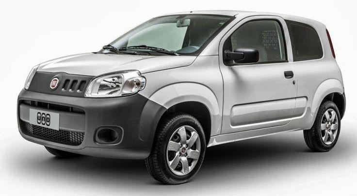 BmotorWeb: Novo Fiat Uno Furgão 2015 (Preços)