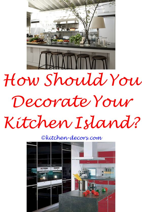 Simple Ways To Change Kitchen Commoad Decor