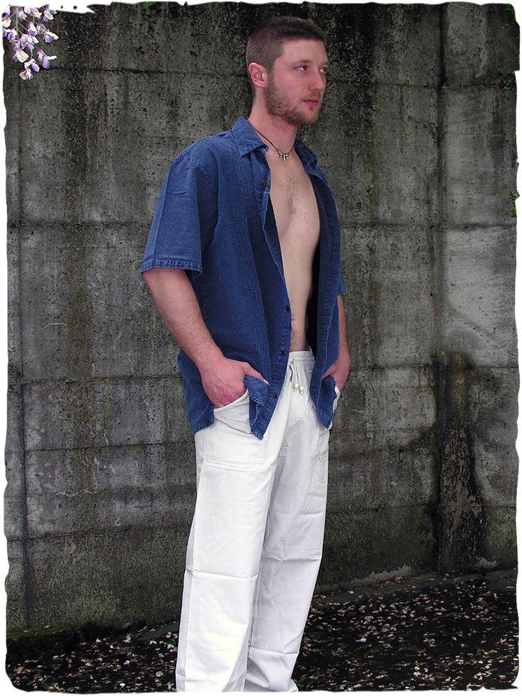 pantaloni lunghi in puro cotone Peru #pantaloni in #cotone leggero con elastico in cintura #modaetnica #ethnicalfashion #lamamita #moda #fashion #italianfashion #style #italianstyle #modaitaliana #lamamitafashion #moda2016 #fashion2016 #pantaloni #spring #springfashion #summerfashion #trousers #ethnictrousers