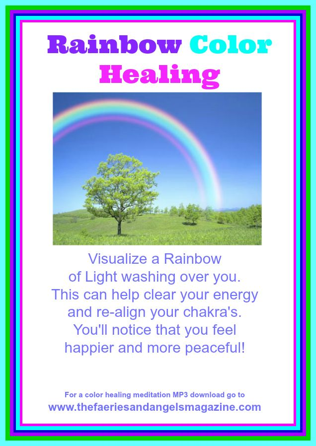 9 Best Color Healing Images On Pinterest