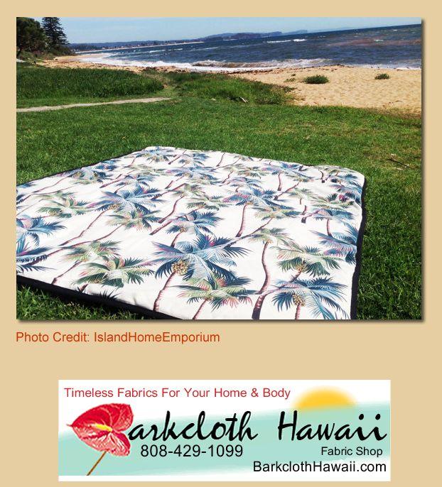 Hawaiian Beach Blanket: 206 Best Images About Customer Projects & Barkcloth Hawaii