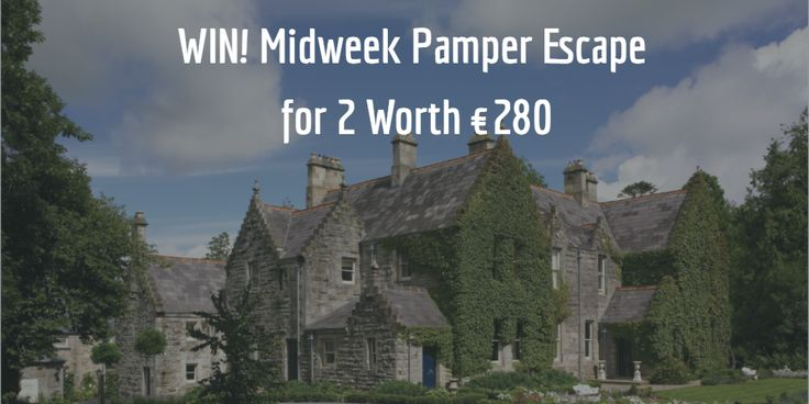 #COMPETITION WIN! Midweek Pamper Escape For 2 Worth €280 in The Lodge at Castle Leslie Estate During your stay enjoy a half hour treatment in The Victorian Treatment Rooms, use of Outdoor Hot Tub and a Full Irish Breakfast the following morning 😍🍳 To Enter simply answer the Question via the link #GoodLuck