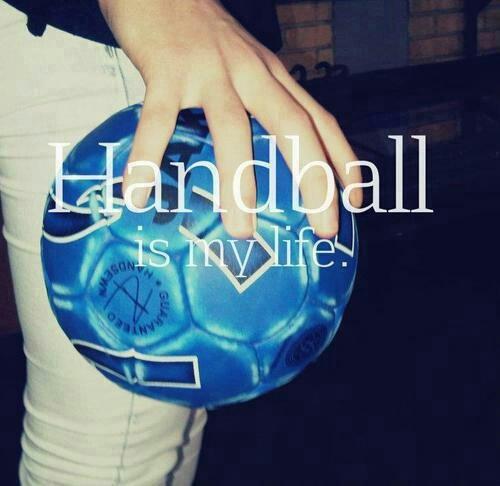 My life, my passion. #handball #puntofuerte #balonmano