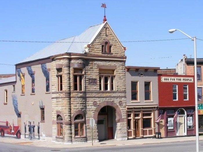 4. Firehouse BBQ and Blues (Richmond)