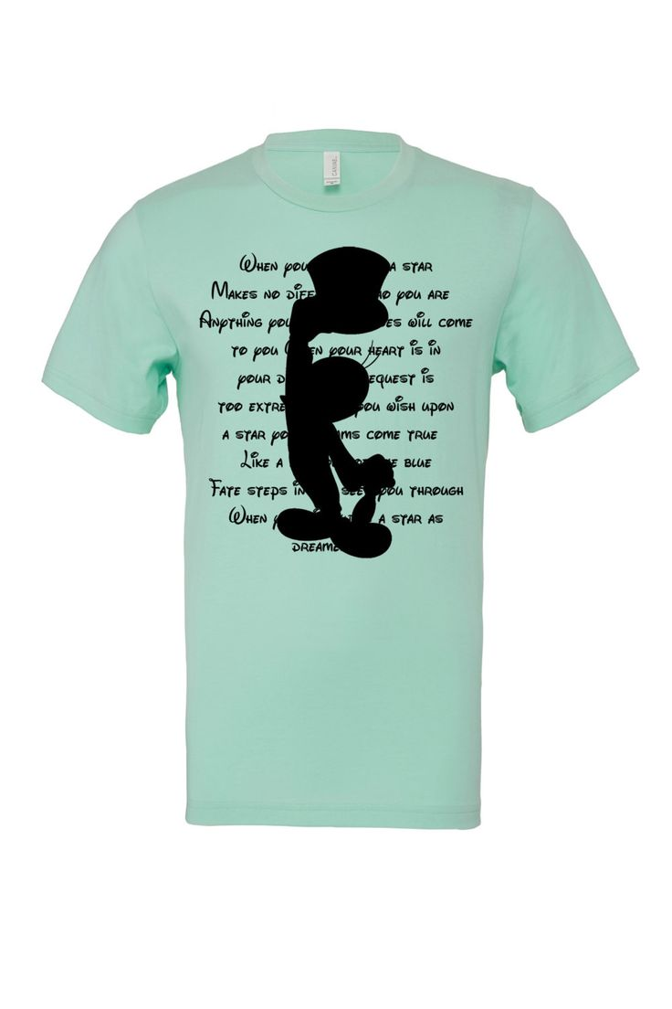 When You Wish Upon A Star Tee