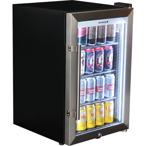 Awesome Glass Front Bar Fridge