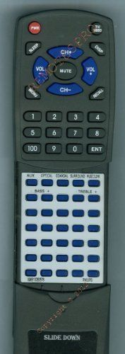 PHILIPS Replacement Remote Control for 996510050576, CSS2123F7 by Redi-Remote. $32.00. This is a custom built replacement remote made by Redi Remote for the PHILIPS remote control number 996510050576. *This is NOT an original  remote control. It is a custom replacement remote made by Redi-Remote*  This remote control is specifically designed to be compatible with the following models of PHILIPS units:   996510050576, CSS2123F7  *If you have any concerns with the remote aft...