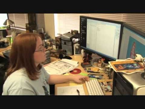 """Kim is a video game designer for Mind Control Software. As part of Connected's """"Day in the Life"""" series, Kim discusses her duties as a level designer and the education that helped her land the job.    Explore more career videos at http://connectedstudios.org/life_videos    Follow us on Facebook! https://facebook.com/connectedstudios"""