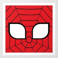Justin D. Russo | Society6  cute superhero prints