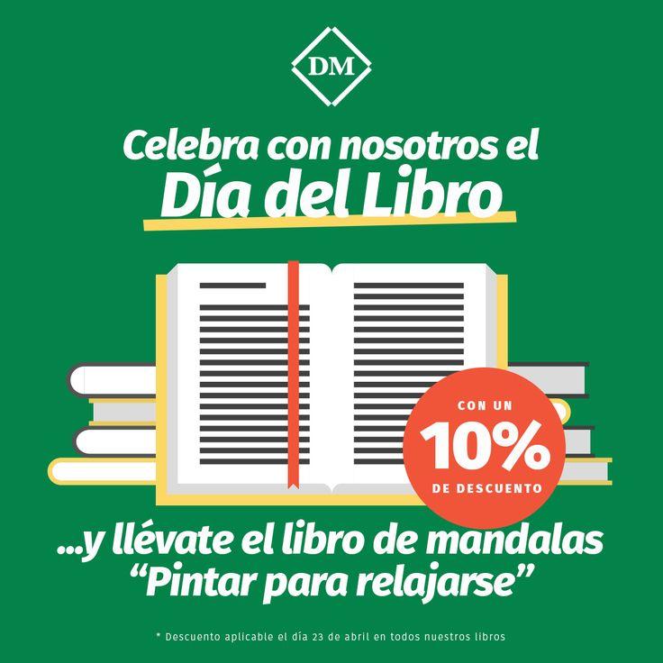 Diego Marín Librería. Día del libro