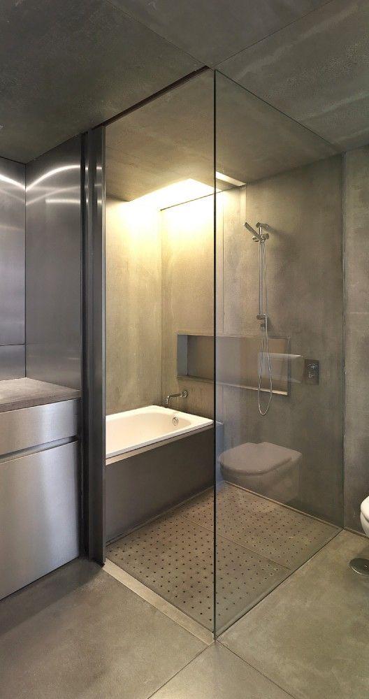 Casa Marmar / Estudio Mariano Martin  Great application for concrete sheets