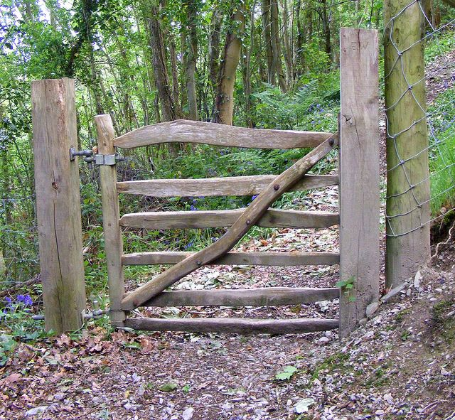 Image result for images of wooden gates