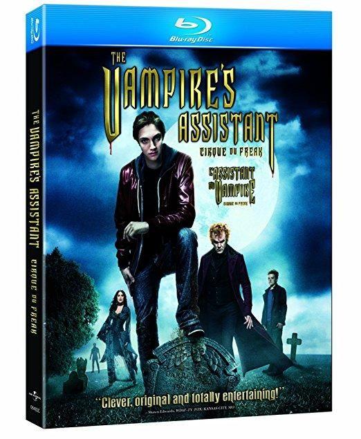 John C. Reilly & Ken Watanabe & Paul Weitz-Cirque Du Freak: The Vampire's Assistant