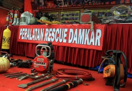 HarianDepok.com - Berita ,Dinas Pemadam Kebakaran (Disdamkar) Kota Depok dalam upayanya menekan terjadinya kebakaran di w