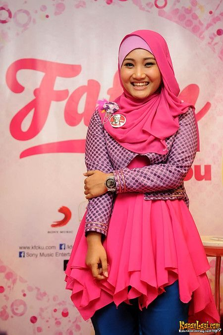 8 best Fatin Shidqia Lubis images on Pinterest  Hijabs Hijab