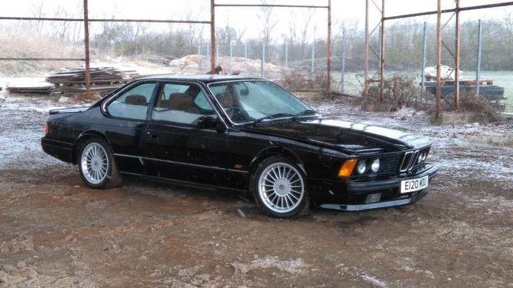 1988 BMW 635 CSI (E24)