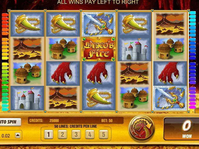 Draco's Fire - http://freeslots77.com/pt/slot-dracos-fire-gratis-online - http://freeslots77.com/pt