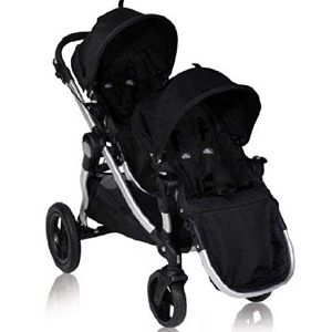 My new stroller! I can't wait to put Bentley and Baby in it!!--- Baby Jogger City Select double stroller with Second Seat (2013)