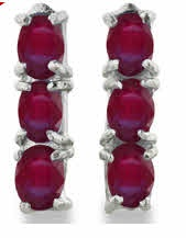 1ct Ruby Drop Earrings  Retail Price: $199.99  Clearance Price: $39.99  Discount: $20  Get yours for the Sale Price: $19.99 with the discount code at  http://mother-gifts.net/mother-gifts-discounts-and-promotions