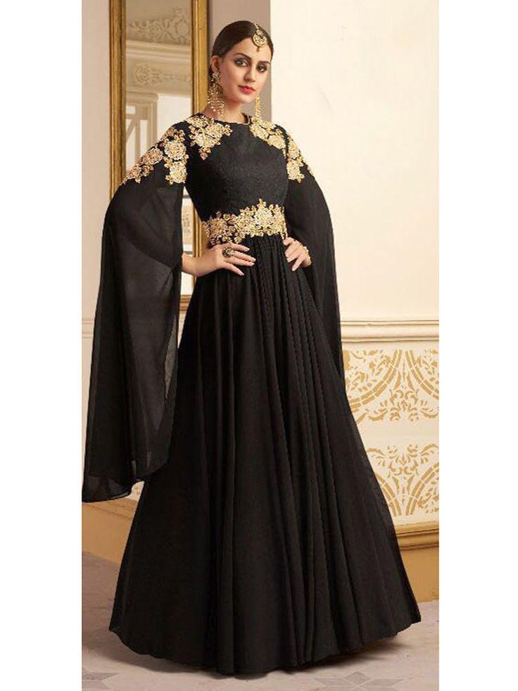 New Design Brllywood Party wear Salwar Kameez women wedding bridal Anarkali Suit #Handmade #SalwarKameez