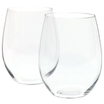 Riedel Glass.  Can't do without our O glasses!