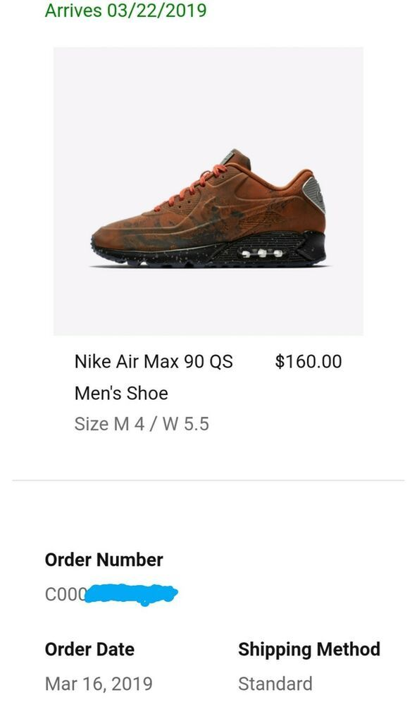 save off 96e25 9c6f1 Nike Air Max 90 Mars Mens Size 4  fashion  clothing  shoes  accessories
