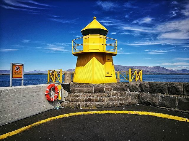 #iceland #icelandair #island @iceland.explore #travel #travelgram #nature #lovenature #roundtrip #clouds #cloud #cloudyday #vsco #500px #ontheroad #huawei #huaweip9 #leica #leicam #mobile #mobilephoto #blue #lighthouse #from #ostrava #ostravacity #by #janjasiok