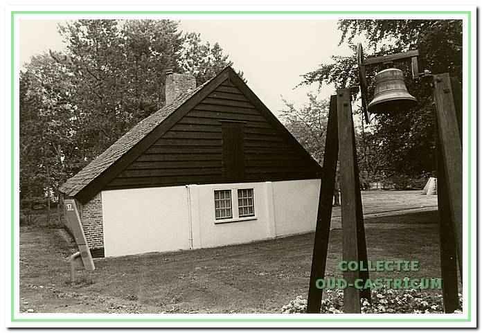 402069: Het museum van Duin en Bosch in de boerderij, ook was hier het theehuis gevestigd en was het vlak na de oorlog het eerste onderkomen van de padvinders van de Bogeheimers