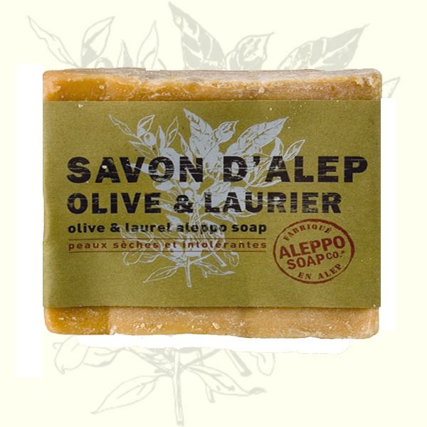 Olive & Laurel Oil #Aleppo #Soap   Genuine, famous, unique soap found in hammams throughout the Middle East since time immemorial. Authentic creation of the renowned soap factories in the illustrious Levantine town of Aleppo. 100% plant-based, natural, biodegradable.