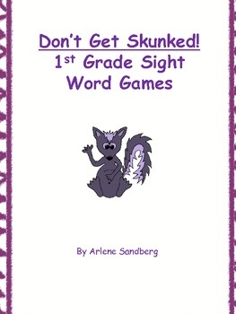 These 2  free games of Don't Get Skunked! include:9 Skunk Cards2 sets of word cards1 set of I Can Read_____Word Cards1 set of Skunks with R...Sight Words, Games Freebies, Fun Games, Lmn Trees, Education, Sight Word Games, Homeschool Stuff, Free Games, 1St Grade