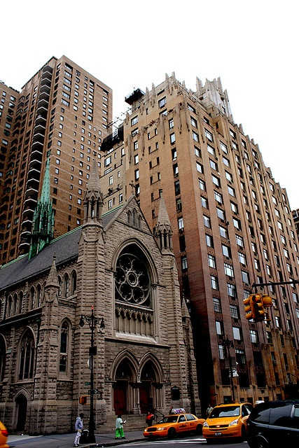 The building at 55 Central Park West  (also known as the Ghostbusters Building ), NYC via flickr