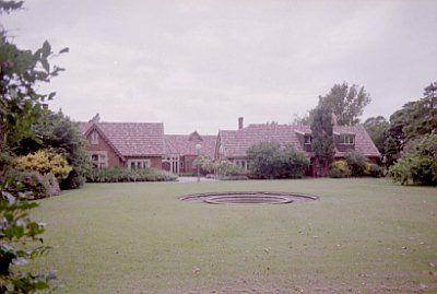 The grounds of Gleniffer Brae, Wollongong. The original garden design by Paul Sorensen.