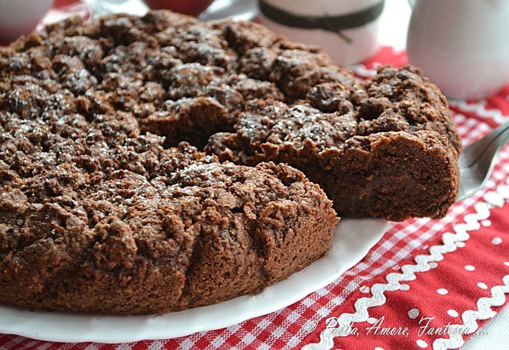 Ciao a tutti! Eccomi con una proposta dolce davvero golosa: il Crumble alla Nutella. Che dire una ricetta buonissima, presa dalla Parodi :-). Una buonissim