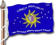 Conch Republic Days are a great time to visit Key West - here is a schedule of events.  We saw the Drag Race and the Cruiser Car show