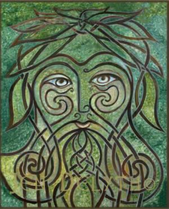 Celtic Greenman Armband: 17 Best Images About Jack Of The Green On Pinterest