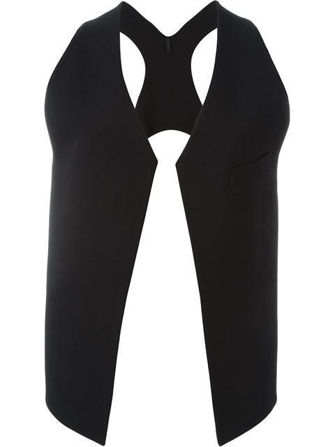 Helmut Lang slim fit waistcoat
