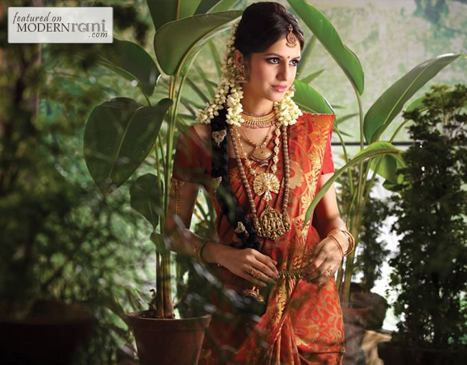 another example of hair and makeup. even tikka. ModernRani - South Asian Wedding Blog & Directory
