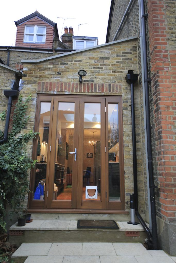 Small Side Return Kitchen Extension in Putney, London
