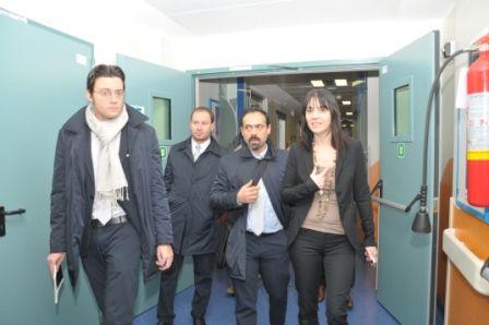 L'arrivo di Udinese per la Vita Onlus